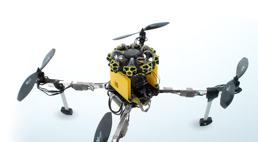TeraRanger Tower for Drone Anti-Collision - sUAS News - The Business of Drones