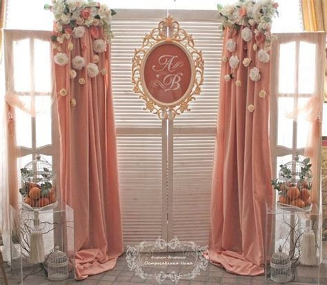 20 Over the Top Quinceanera Backdrop Ideas   backdrops