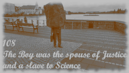 Episode One Hundred And Eight – The Boy was the spouse of Justice and a slave to Science | The Big Red Couch