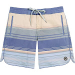 United By Blue Men's Sea Bed Scallop Boardshort