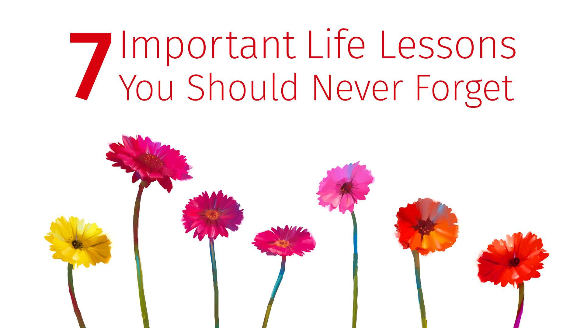 7 Important Life Lessons To Never Forget Isha Sadhguru
