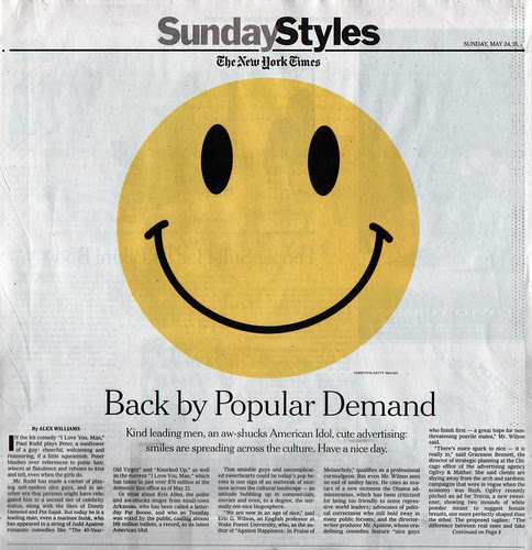 Operation NICE in the NY Times!