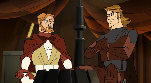 How the Clone Wars microseries led the way for Star Wars' return to TV
