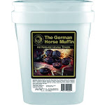 Equus Magnificus German Horse Muffin All Natural Horse Treats 14 Pound 1001014