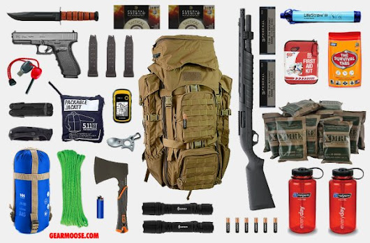 Do Guns & Ammo belong in bug-out bags? - GunsSaveLife.com
