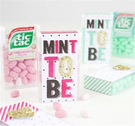 Mint to Be Wedding Favors   AllFreeDIYWeddings.com