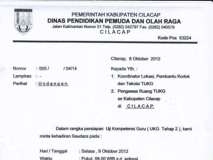 Contoh Surat Resmi Rapat Osis Dalam Bahasa Sunda Contoh View