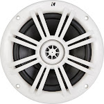 Kicker KM60 2-way In-boat Marine Speakers - Pair - 6.5""