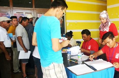 Pemilihan PKR: Lima cabang Melaka, N.S adakan pemilihan semula