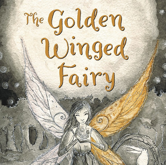 The Golden Winged Fairy Picture Book and Shirt #Giveaway | Bicultural Mama