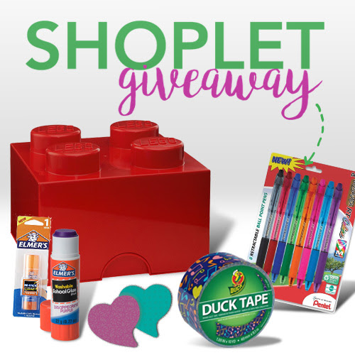 Win a Lego Storage Box with Colorful Supplies. | Shoplet