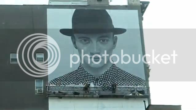 Y-3 Billboard