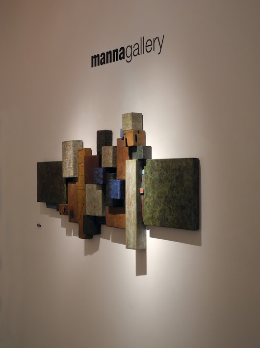 Reception Saturday 2-4 at Manna Gallery in Oakland