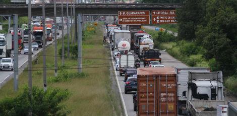 Nova rodovia é solução contra gargalos na BR-101 urbana / Diego Nigro/ JC Imagem