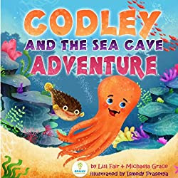 Codley and the Sea Cave Adventure