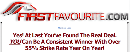 First Favourite Review | Horse Tipster Service And Betting System