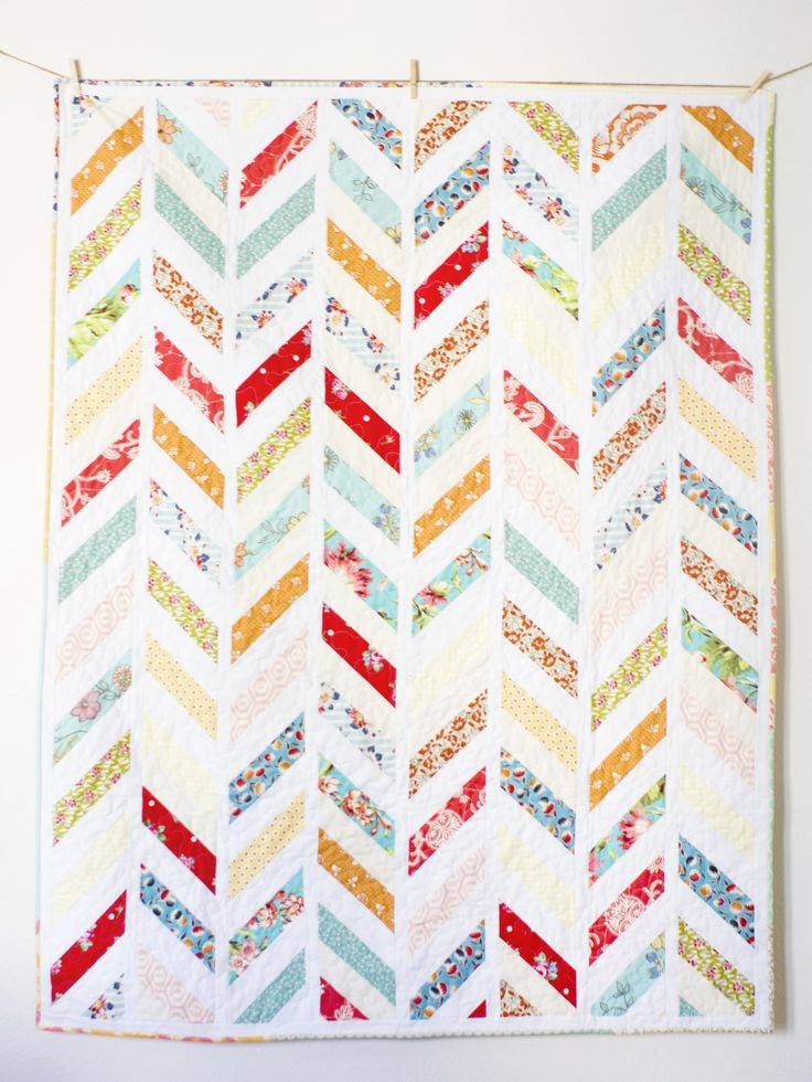 Quilt Pattern // My Song · For The Love Of Joy: fun quilt to make