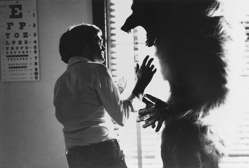 The Howeling 1981 Photos sur des tournages de films  photo histoire featured cinema 2 art