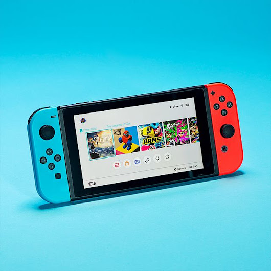 The Nintendo Switch Firmware Has Been Updated To Version 6.2.0 | My Nintendo News