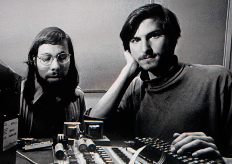 La vida de Steve Jobs, en imágenes  - El primer Apple