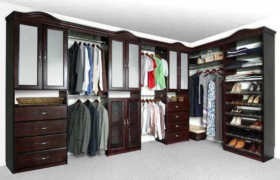 Closet Organisers