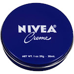 NIVEA Creme Body, Face and Hand Soft Smooth Intensively Moisturizing Cream, 1 Ounce