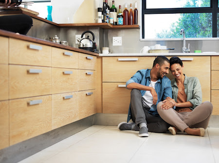 Redoing Your Kitchen? Keep the Floor Low Maintenance �
