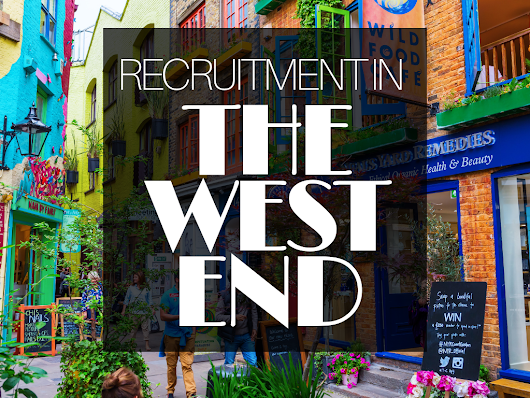 5 Agencies Recruiting from London's West End - Hunted News Feed