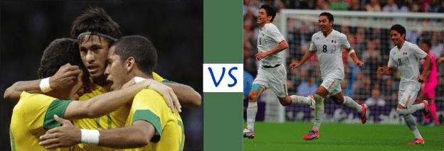 Mexico vs. Brazil (Olympics Soccer Final Preview ...