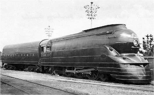 Image: Pennsylvania Railroad No. 3768 | Locomotive Wiki | FANDOM powered ...