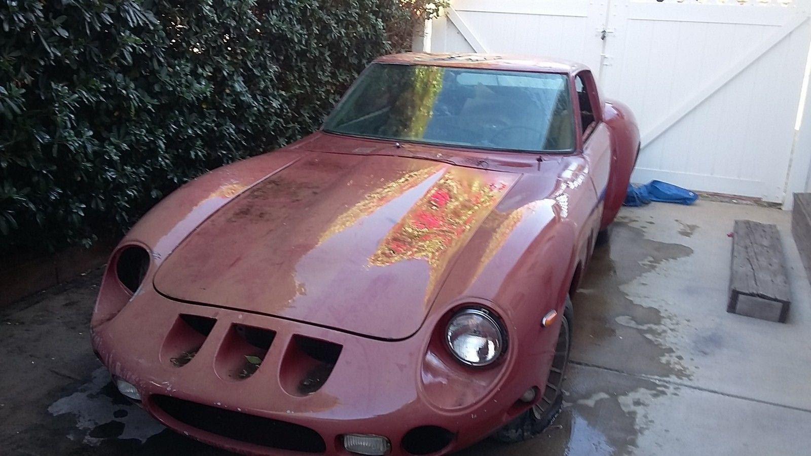 The 1973s 240z Datsun to Ferrari GTO kit for sale