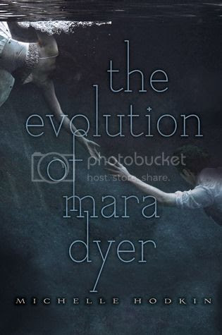 YA Book Review - The Book Rest - The Evolution of Mara Dyer by Michelle Hodkin