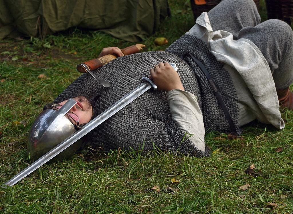 Dead Viking