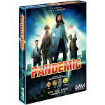 Z-Man Games Pandemic Board Game, 2nd Edition, 2013