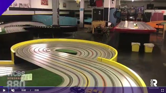 How New York City's Last Slot Car Track Has Survived For More Than 50 Years NEW YORK (WCBS 880)