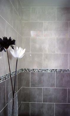 Bathroom Wall Tiles on Pinterest
