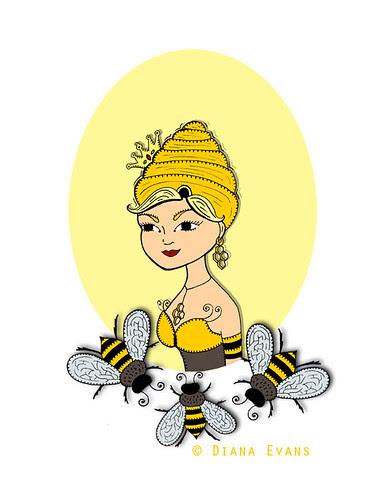 Queen Bee copy