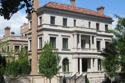 Lincoln Park Sees More Custom Mega-Mansions, Including One Built On 7 Lots