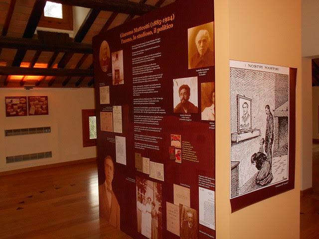 museo Matteotti, Fratta Polesine, i nostri martiri di Scalarini