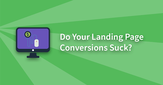 How to increase landing page conversions | Try these landing page tips