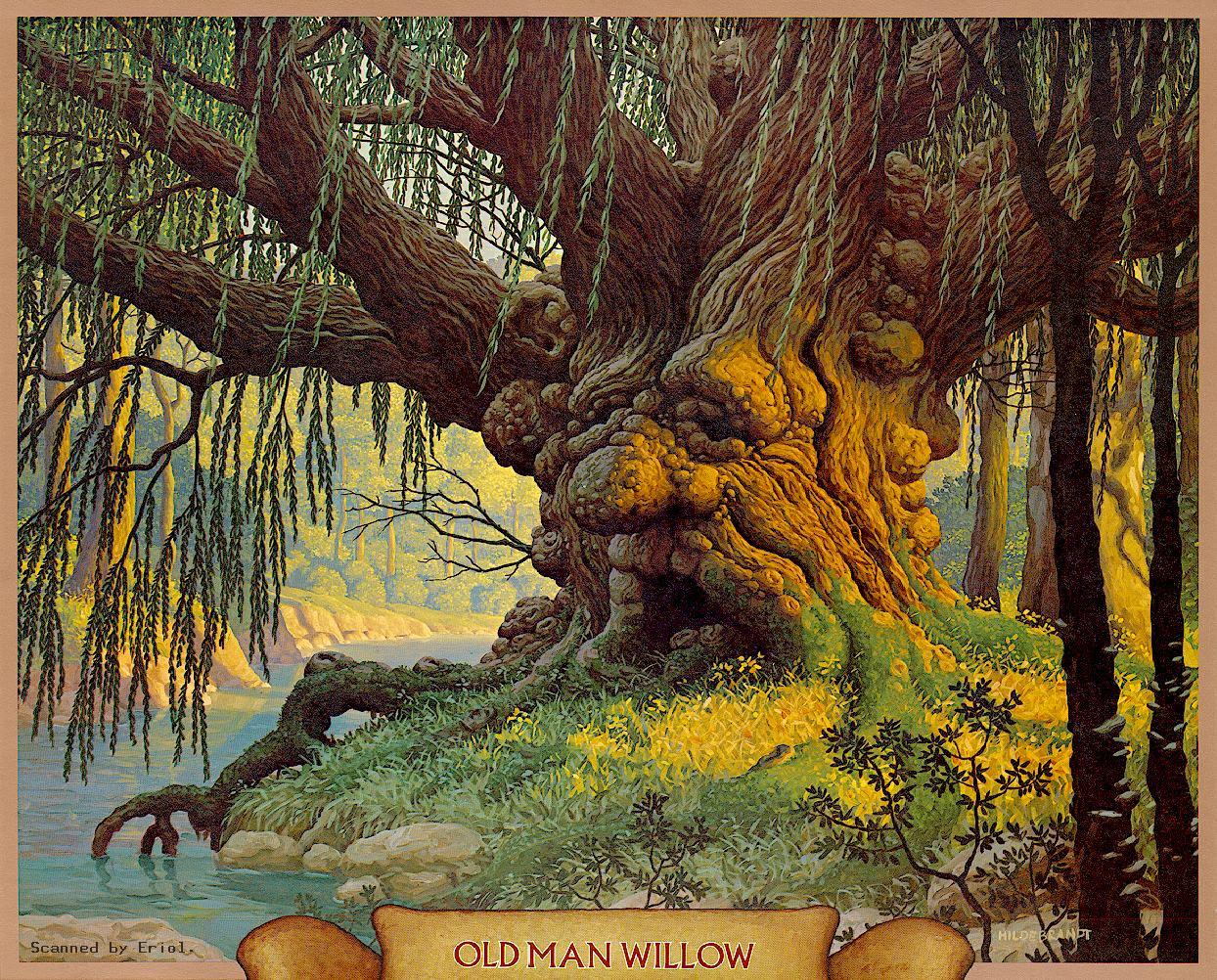 La Obra de Tolkien, de la mano de los Hildebrandt.
