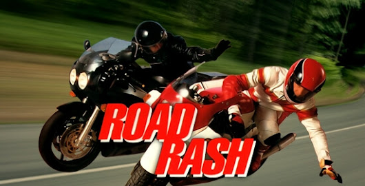 Road Rash | Free Racing Game | 1991 Electronic Arts | Arcader.com