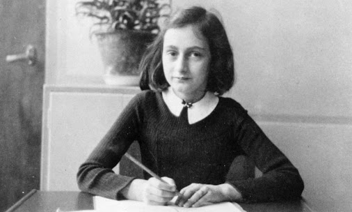 Anne Frank foundation fights plans to publish diary online tomorrow. #copyright #public domain http:...