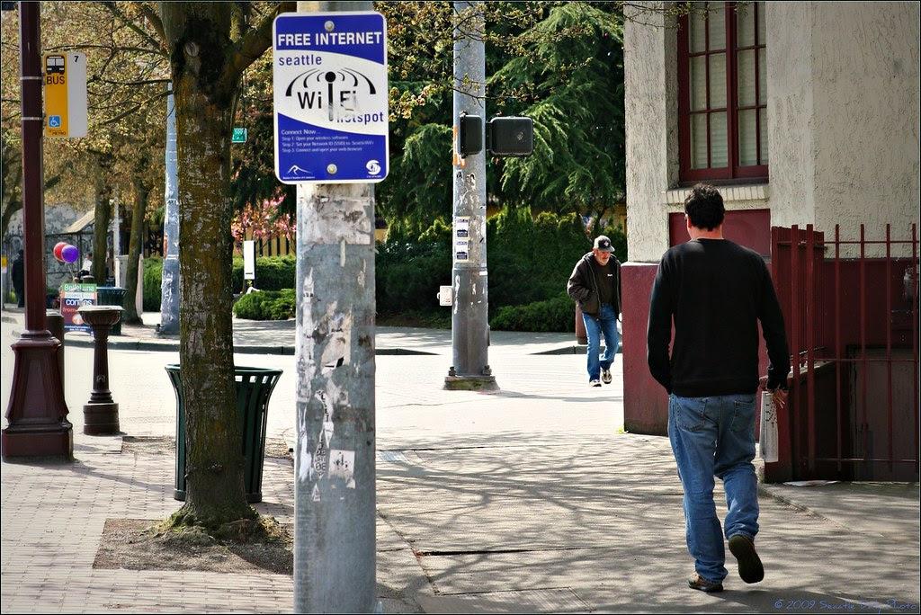 Seattle's Free WiFi