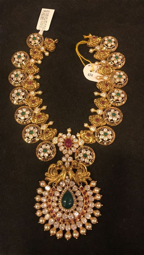 Best 25  South indian jewellery ideas on Pinterest