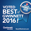 Total Pro Roofing voted 2016 Best of Gwinnett County Roofers - Total Pro Roofing