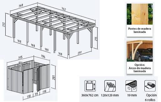 Casas prefabricadas madera garajes de madera segunda mano - Casas prefabricadas hormigon segunda mano ...