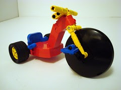 """Big Wheel...""""All But Four"""" LUGNuts Challenge Entry...(1 of 3!)"""