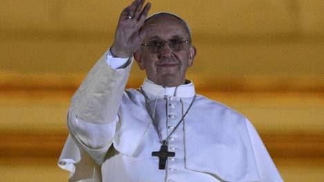Francisco Primero nuevo papa