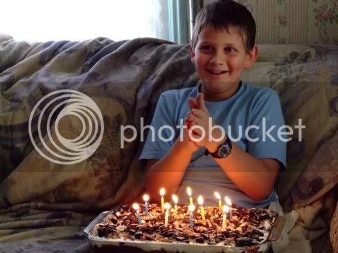 Daniel's 11th Birthday